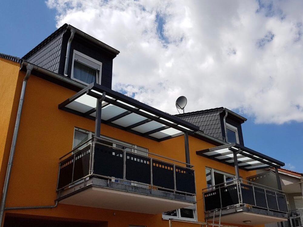 Balkonüberdachungen